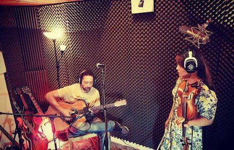 גיטרה וכינור – ראיון משותף עם אריאלה צייטלין וליעד אברהם