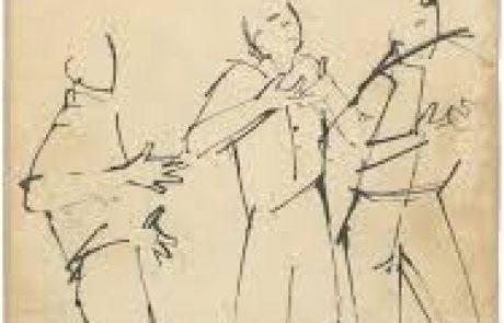 תאטרון ומוסיקה שווי משקל בלהקת התרנגולים – עבודת מאסטר