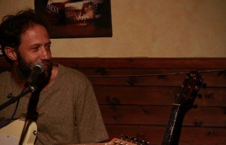 גיא טנא מספר לכם על אלון בר וסדרת הופעות גלילית